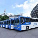 Ônibus em Lauro de Freitas e RMS estarão em greve por 24h nesta sexta (28).