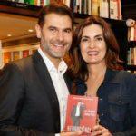 Suposto NAMORADO de Fátima Bernardes, fala sobre romance com apresentadora.
