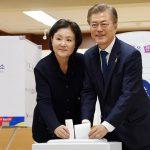 Começam as eleições presidenciais na Coreia do Sul