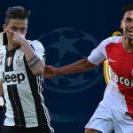 HOJE: Juventus x Monaco, Liga do Campeões.