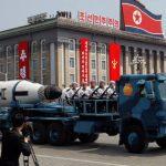 Coreia do Norte faz novo teste com míssil