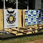 Polícia Militar e Polícia Federal apreendem 2 mil quilos de droga e desarticulam associação criminosa
