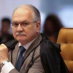 Fachin acredita ter maioria no STF para ficar como relator de delação da JBS