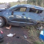Vídeo: ex jogador do Bahia e Botafogo, Jobson se envolve em acidente com vítima fatal.