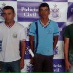 Três homens são presos por ESTUPRAR prima com doença mental que ficou grávida na Bahia