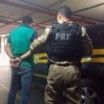 PRF desarticula quadrilha de roubo de cargas na Bahia, em Minas e em São Paulo.