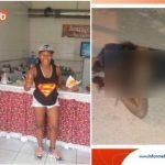 Mulher e homem mortos no Lobato; outra pessoa foi baleada