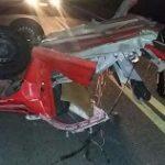 Duas pessoas morrem em grave colisão na BR 324