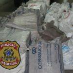 PF apreende 4 toneladas de maconha em Campinas de Pirajá