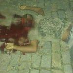 MISERICÓRDIA: Homem é morto a golpes de FACÃO em Teodoro Sampaio! Imagem forte
