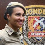 Soldado da RONDESP é primeira a se tornar especialista em grandes confrontos na Bahia