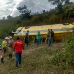 Tragédia: Acidente com ônibus deixa vários mortos e feridos