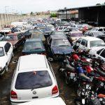 Registro de 80 furtos e roubos de veículos na RMS e em Salvador em uma semana
