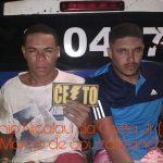 Polícia Militar prende 4 elementos por tráfico de drogas