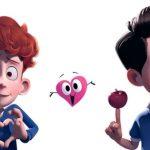 Desenho animado mostra menino se apaixonando por outro garoto; assista