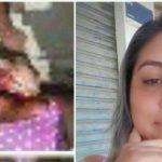 Criminosos cortam língua de manicure, cortam o pescoço e enviam fotos para a família