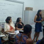 O Programa Todos pela Alfabetizacao iniciou suas atividades no Capelao