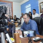 Prefeito Ricardo Maia divulga ações e projetos para Ribeira do Pombal