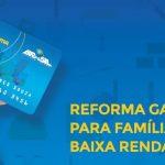 URGENTE: Cartão reforma! veja aqui como reformar sua casa.