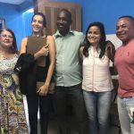 Debinha e Nego Linho querem mais incentivo para a geração de empregos em Lauro de Freitas