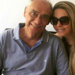 Marcelo Rezende aparece mais magro três meses após descobrir câncer