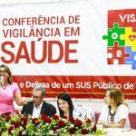 Veja Vídeo: Vereadora Mirian Martinez (PSD) prestigia a 1ª Conferência Municipal de Vigilância em Saúde