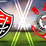 Na zona de rebaixamento, Vitória quebra invencibilidade do Corinthians por 1 a 0