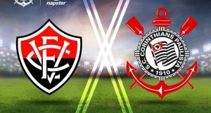 Vitória quebra invencibilidade do Corinthians