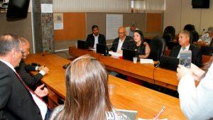 Comissão marca audiência pública