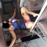 Jovem é encontrada morta com várias facadas dentro da lancha