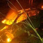 Jovem morre carbonizada dentro de carro em acidente na Bahia