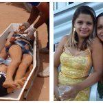 Duas jovens foram assasinadas na Bahia, uma delas faria aniversário hoje (23).