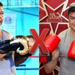 Popó 'parou de lutar porque é medroso', diz Maguila sobre o ex-lutador