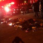 Veja Vídeo: 10 bandidos morrem em confronto com a polícia (cenas fortes)