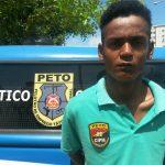 52ª CIPM realiza prisão em flagrante e apreensão de drogas em Lauro de Freitas