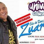 Universo Axé em Itinga dia 20 de setembro com Alex Lopes