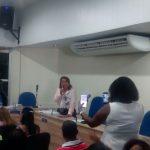 Vereadora Miriam Martinez rebate críticas feitas pelos opositores ao Secretario de Saúde