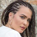 """Tenso! """"Também sou negra"""", diz Geisy Arruda após colocar tranças"""
