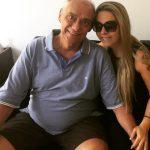 """Namorada de Marcelo Rezende desabafa nas redes sociais: """"O vazio ocupa um lugar imenso"""""""