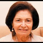 Esposa do ex-senador Antonio Carlos Magalhães, está internada em estado grave