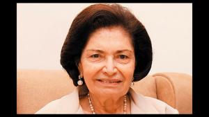 esposa do ex-senador Antonio Carlos Magalhães