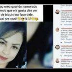 Garota se VINGA do namorado postando fotos íntimas no Facebook