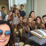 Fatima Bernardes causa polemica em foto por falta de negros e gays