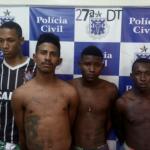 Suspeitos de participar da morte de rapaz em Itinga são presos pela polícia