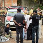 Um homem mata pai, irmãs, namorada, vizinha e depois se suicida