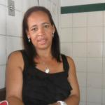 Nota de falecimento da Professora Marizete Oliveira da Silva
