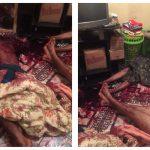Mulher e homem são mortos com tiros de metralhadora em Portão