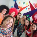 Caps Infantil realizou festa em comemoração ao Dia das Crianças