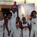 """""""Projeto Q'Dendê Capoeira"""" promove festa do Dia das Crianças com apoio da Deputada Mirela"""
