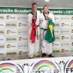 Atleta de Lauro de Freitas é Campeão da Copa do Nordeste de Taekwondo